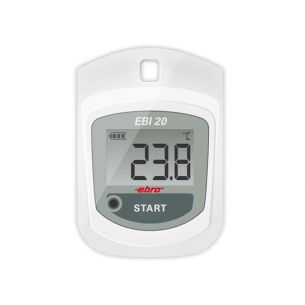 EBI 20-T1 Temperatuurlogger met display