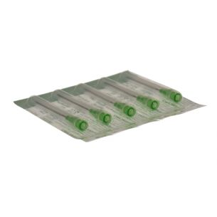Needle kit, ø0,8mm x 40mm green (10 pcs.) Ser. Cpl.